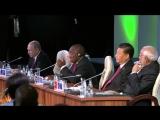 Встреча лидеров БРИКС с главами делегаций приглашённых государств