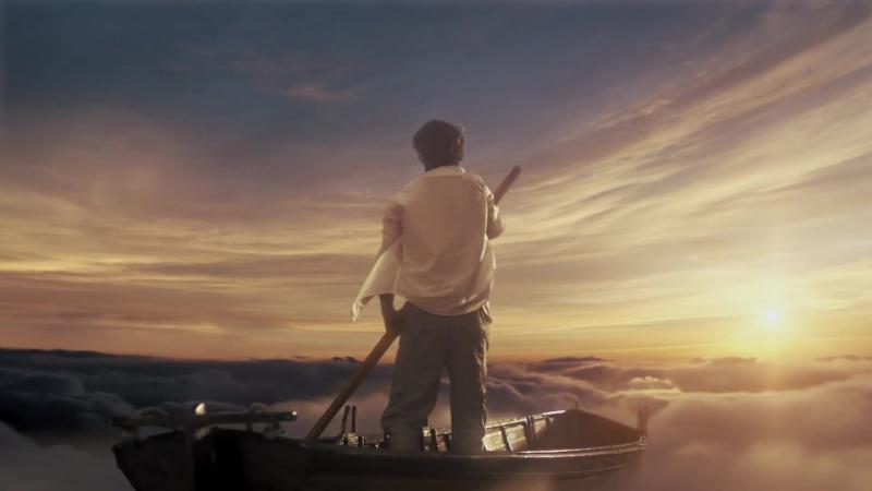 Pink Floyd - Louder Than Words - promo video