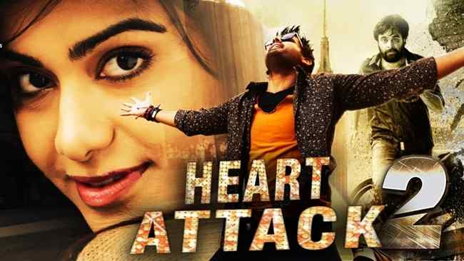 Heart Attack 2 In Hindi Dubbed Torrent