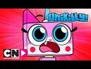 Unikitty Domov pro ztracená zvířátka Cartoon Network
