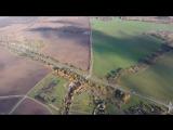 Полеты над облаками в Ярославской области, съемка с воздуха, dji Phantom 4