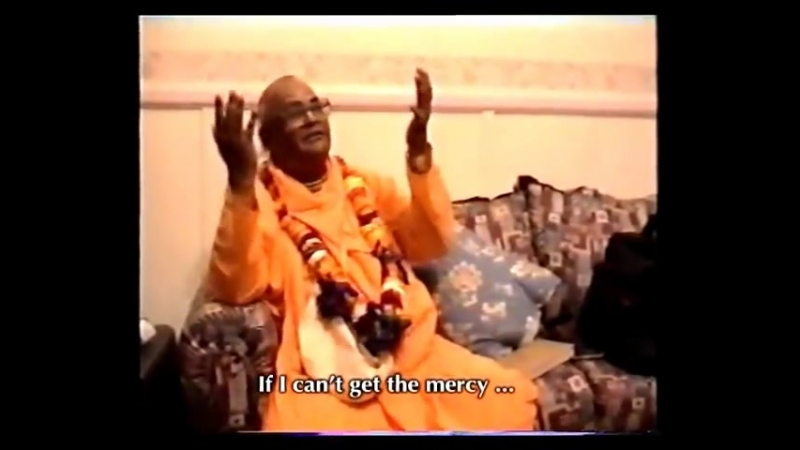 Шрила Гоур Говинда Свами Гуру таттва Австралия 01 10 1992