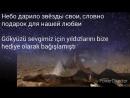 Любовь моя, милая текст песни (Хизри Далгатов) Türkçe-Rusça altyazı.mp4
