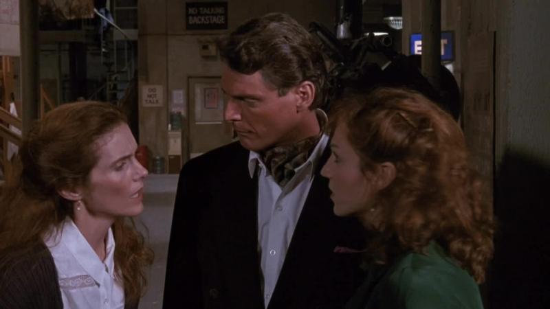Безумные подмостки Не шуметь! Noises off! 1992 . 720p Перевод СТС. VHS