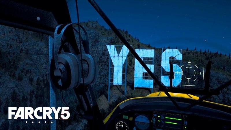 ЦИРК В ВОЗДУХЕ! Far Cry 5 6