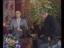 Эпизод разговора Воланда и Левия Матвея сыгранный Александром Галко и Львом Дуровым на программе Маркиза в 1993 году Эксклюзив