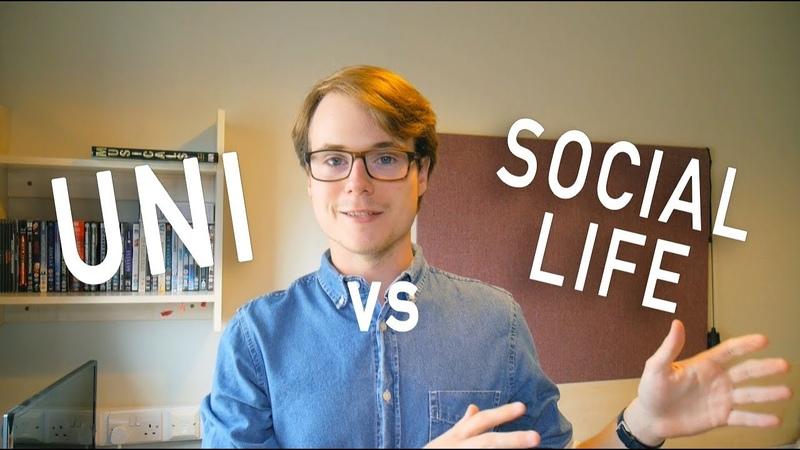 Uni vs Social Life Finding the Balance Unite Students