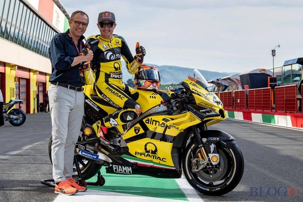 Фотографии с квалификации и практик Гран При Муджелло 2018