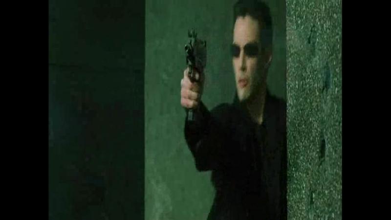 Матрица - Нео и Тринити устроили погром!(roleplay_for_the_movie_matrix)