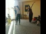 Танцевальный вечер детей и родителей с Катей Браилко