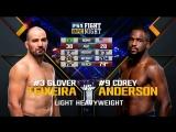 UFC FN 134 Corey Anderson vs. Glover Teixeira