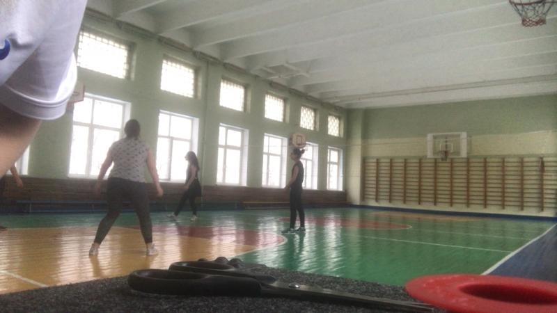 Тренировочная игра 🏐✨❤️