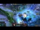 [Panda Live] Dota 2 Rampage. МОРФ НАКРЫЛ ВРАГОВ ЦУНАМИ
