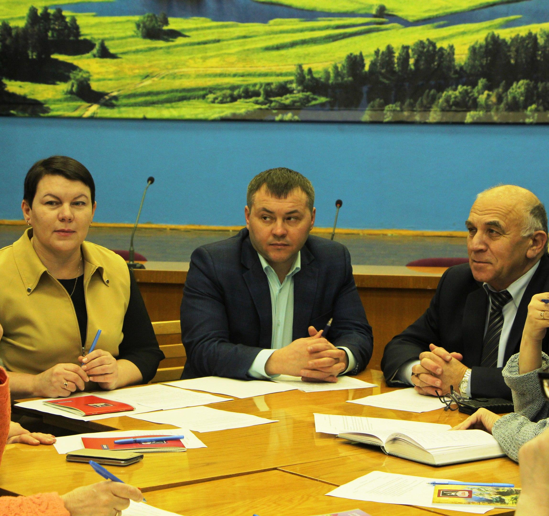 В Удорском районе сформирован новый состав общественного Совета