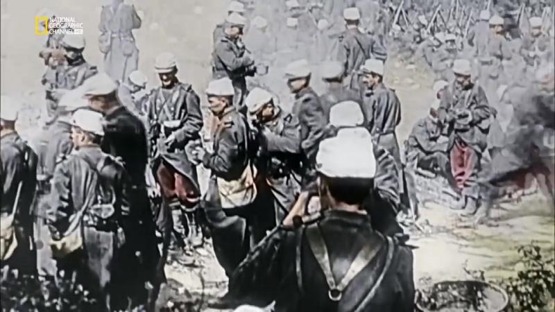Апокалипсис - Первая мировая война, часть 2 - Страх