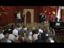 «РУБЕЖ» муз лит композиция театральной студии А 315