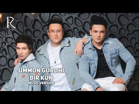 Ummon guruhi Bir kun Уммон гурухи Бир кун music version