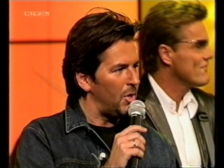 Modern Talking - Ready for the Victory (RTL,Top of the Pops, 16.03.2002)