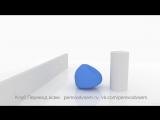 Симуляция физики мягких тел в Blender 3D