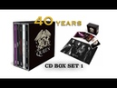 [215] 40 Years CD Box Set 1 from the USA (2011)