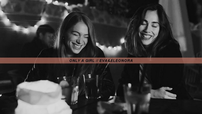 Eva eleonora | only a girl