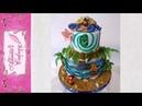 Disneys Moana Cake Full video