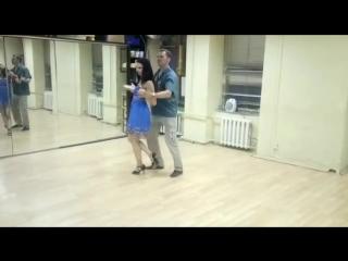 Бачата Татьяна и Борис