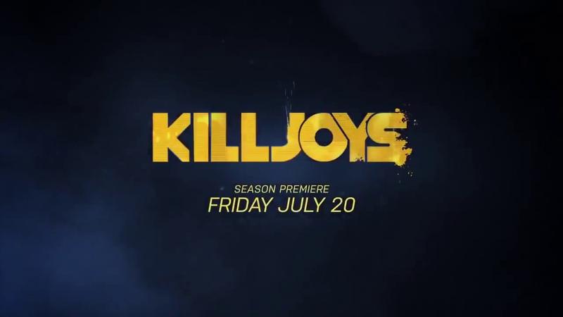 Киллджойс /Killjoys/ - Тизер четвёртого сезона