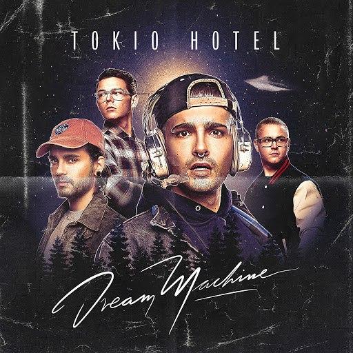 Tokio Hotel альбом Dream Machine