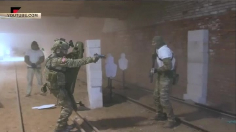 Пистолет Ярыгина против бронежилета