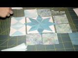 Tarantella - Patchwork Tutorial LizaDecor.com