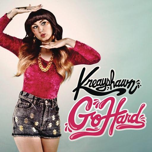 Kreayshawn альбом Go Hard (La.La.La)