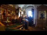 Хор братии Валаамского монастыря - Третий антифон