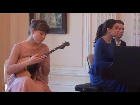 Б.П.Кравченко Концерт для домры, Domiano duo