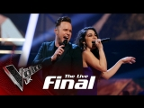 Olly Murs & Lauren Bannon - Ain't No Mountain High Enough (The Voice UK 2018)