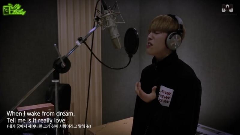 [180124] MIX9 (MIXNINE) @ Kim Guk Heon