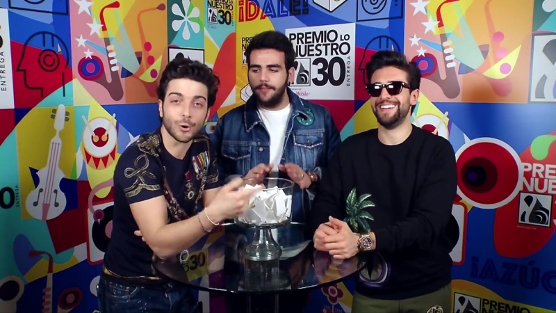 Il Volo by Premio Lo Nuestro