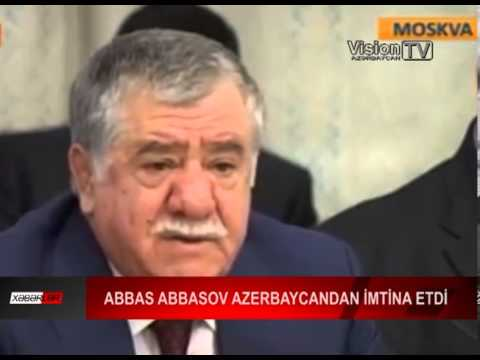 Abbas Abbasov Azərbaycandan imtima etdi