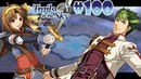 Trails in the Sky SC Nightmare 100 База Уроборос Часть III