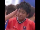 Юные футболисты японского клуба проиграли ровесникам из Барселоны. Эмоции бьют через край!