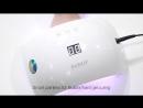 Мини обзор LED/УФ лампы для сушки ногтей Sun 8