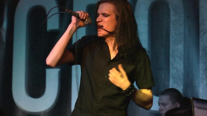Симптом New Dawn Fades Joy Division cover live 13 07 2018