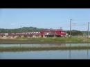 東北本線 久田野-白河 久田野ストレート EH500-901号機 上り貨物4088通過 2018.05.14 - kiha112112