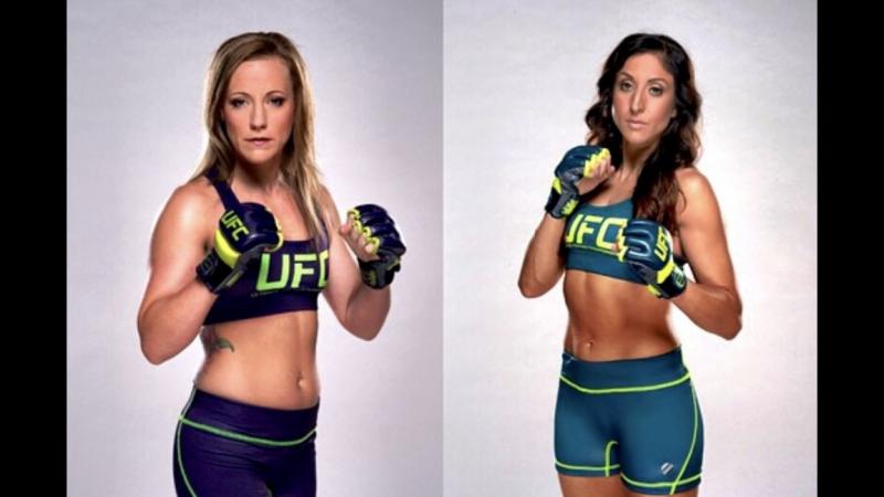 Bloodiest Female MMA Fight Ever - Jessica Penne vs Lisa Ellis