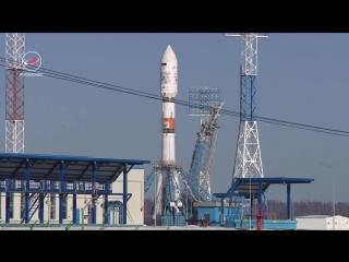 Пуск РН «Союз-2.1а» с КА «Канопус-В» №3 и №4 (сборник HD)