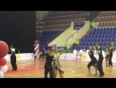 Самба Хвостенко Алексеева на Magnolia Cup 2018