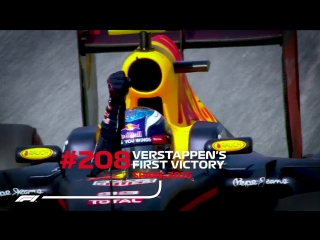 Red Bulls epic journey to 250 F1 starts