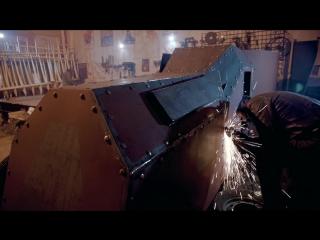 Как строился чапаевский броневик