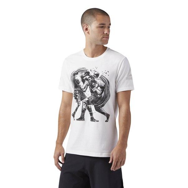 Спортивная футболка Combat x GG Boxing