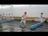 Подготовка бойцов Кёкусинкай карате из Курганской области клуб «Jyu Dan Dojo»